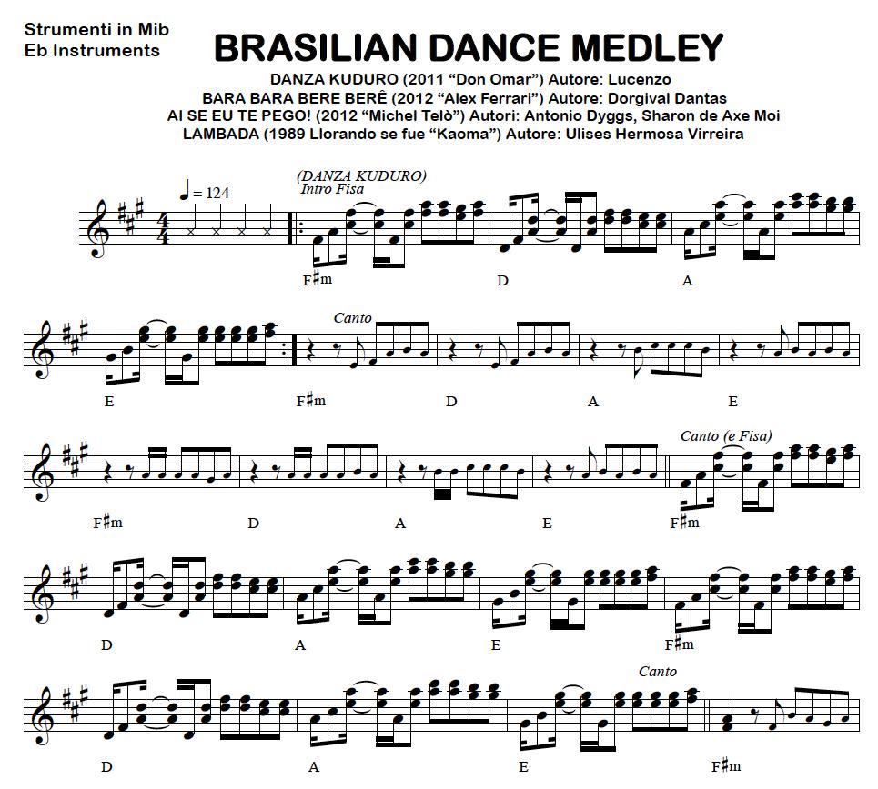 It S Your Life Sofia 1983 Smokie: BRASILIAN DANCE MEDLEY Disco Samba